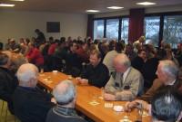 Schützenversammlung 19.10.2014