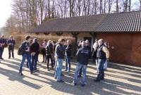 Wanderung Offizierskorp – 08.03.2014