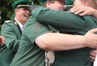 Bilder Schützenfest 2014 – Vogelschießen