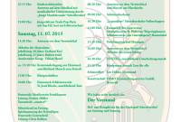 Programm Schützenfest 2015