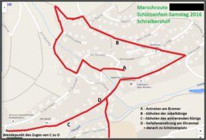 Schreibershof_Route_Sa.2016 beschriftet