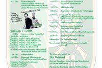Schützenfest 2018 – Festablauf