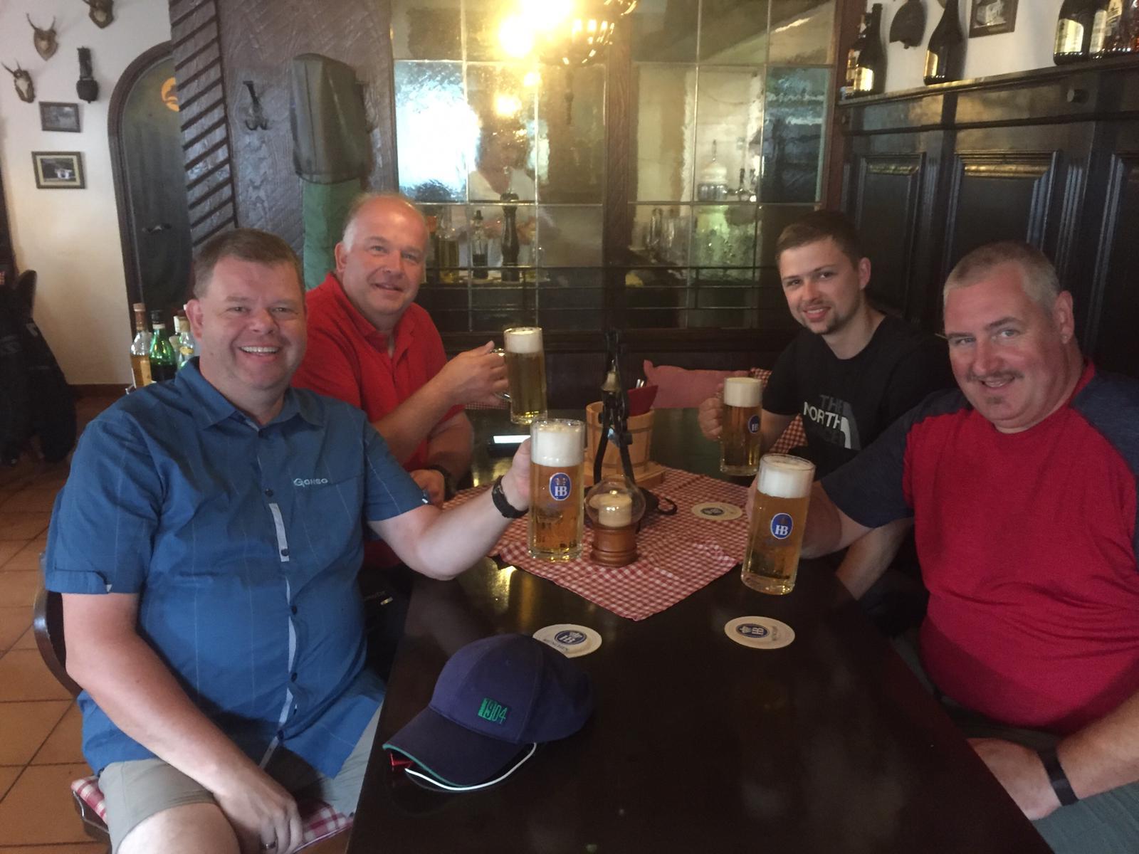 GSB – Tagebuch 15.08.19 – Ins Fuchstal mit den Tippelbrüdern!