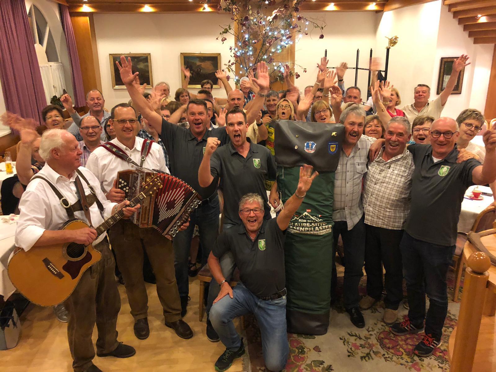 GSB- Tagebuch 23.08.19 – Flag Treck im Einsatz!