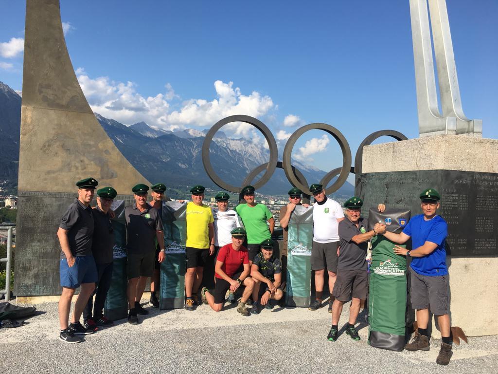 GSB-Tagebuch 22.08.19 – Nach Innsbruck mit den Strolchen