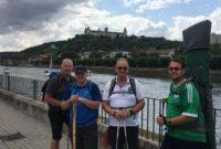 GSB-Tagebuch 31.07.19 – 8 Beine auf dem Weg nach Würzburg