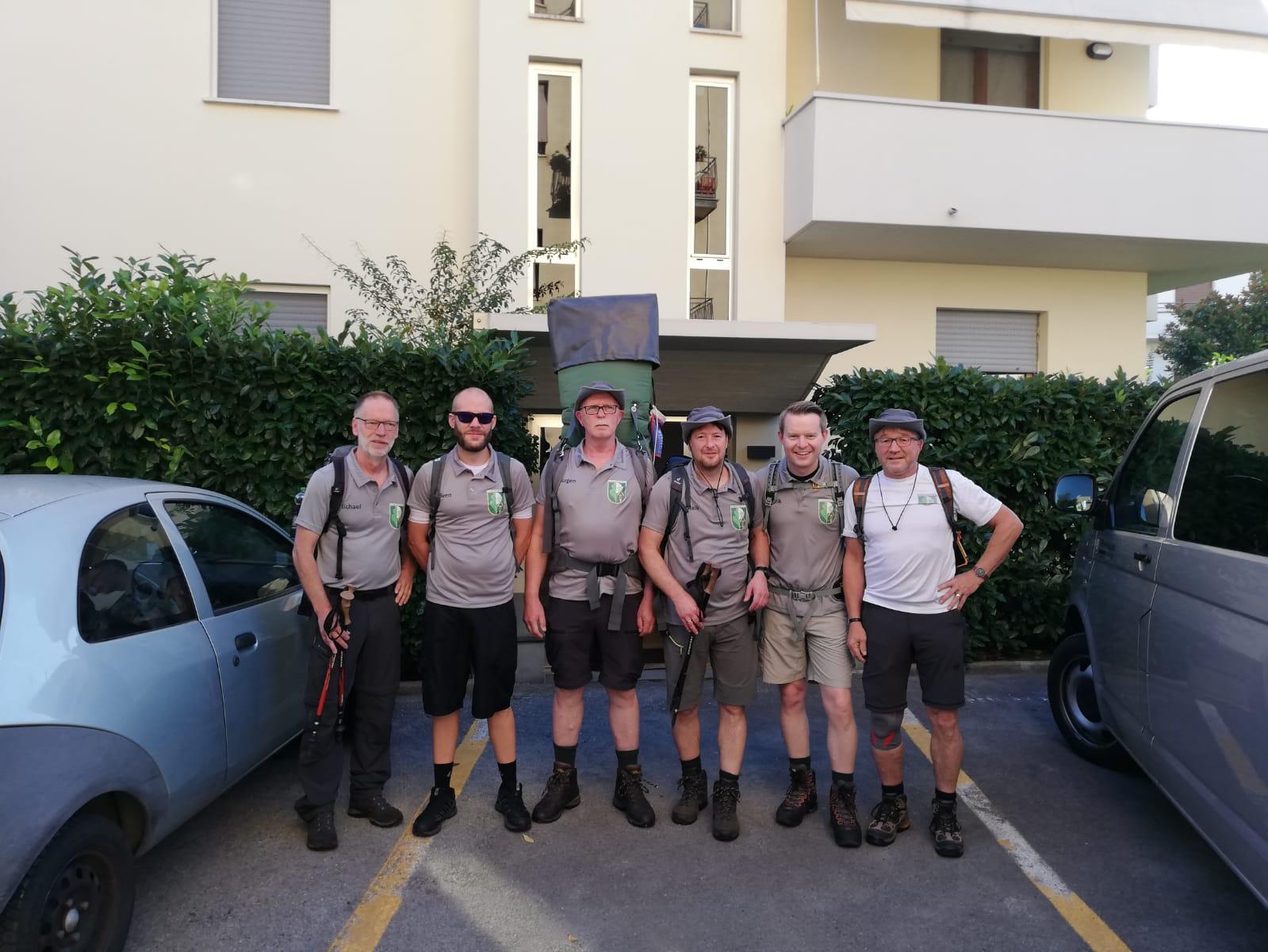 GSB – Tagebuch 28.09.19 – Start der Seeblicker