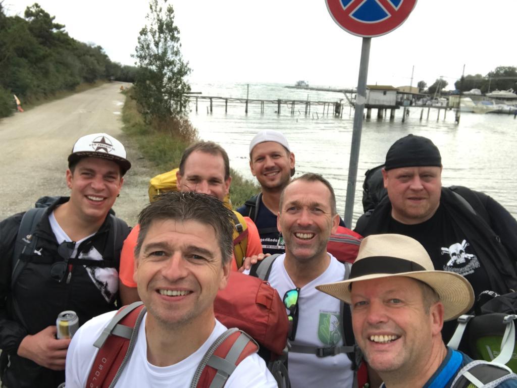 GSB- Tagebuch 19.09.19 – Die Snowfighters an der Adria!