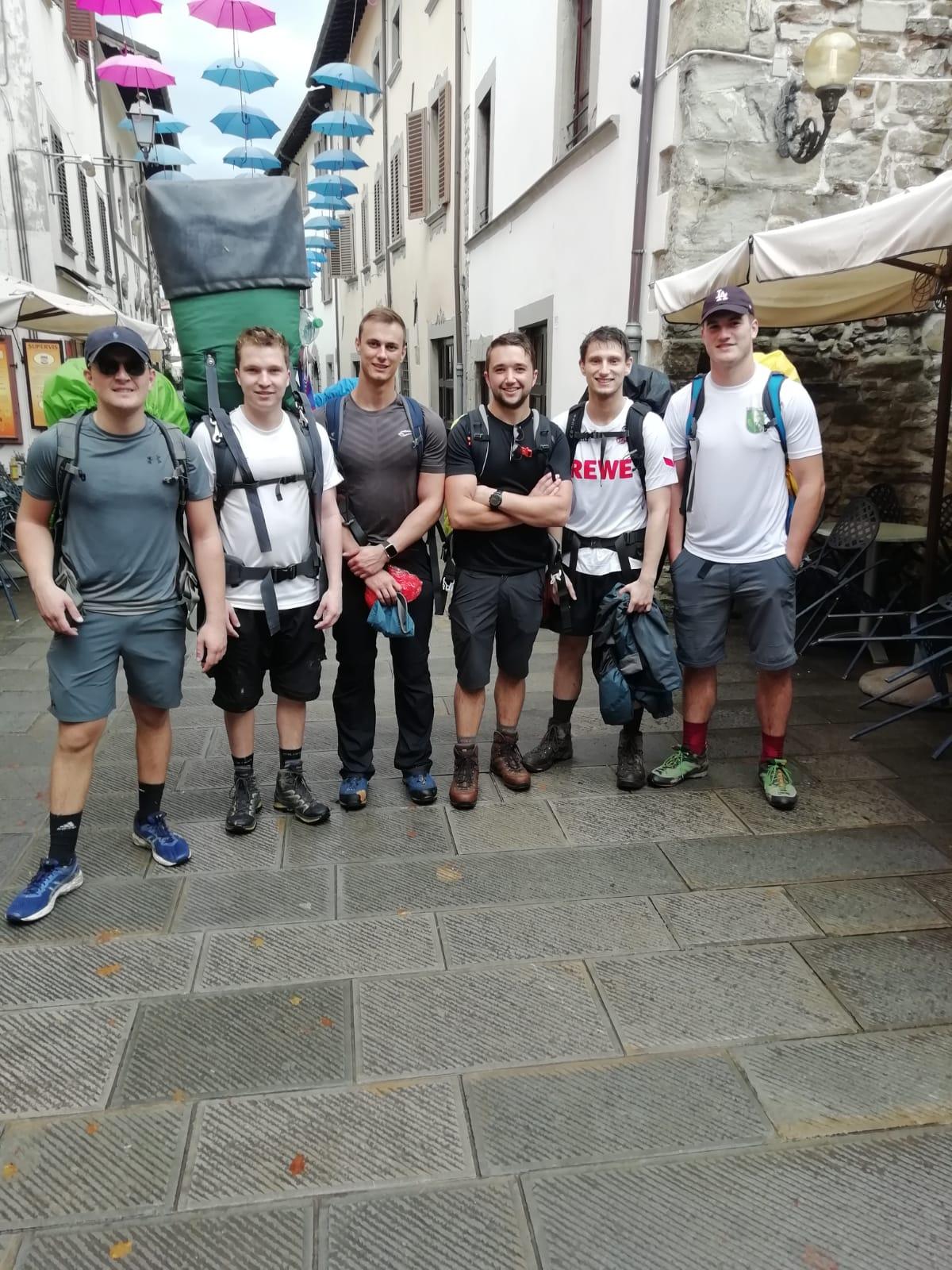 GSB – Tagebuch 23.09.2019 – Mit Il Chaotico durch Matsch und Regen
