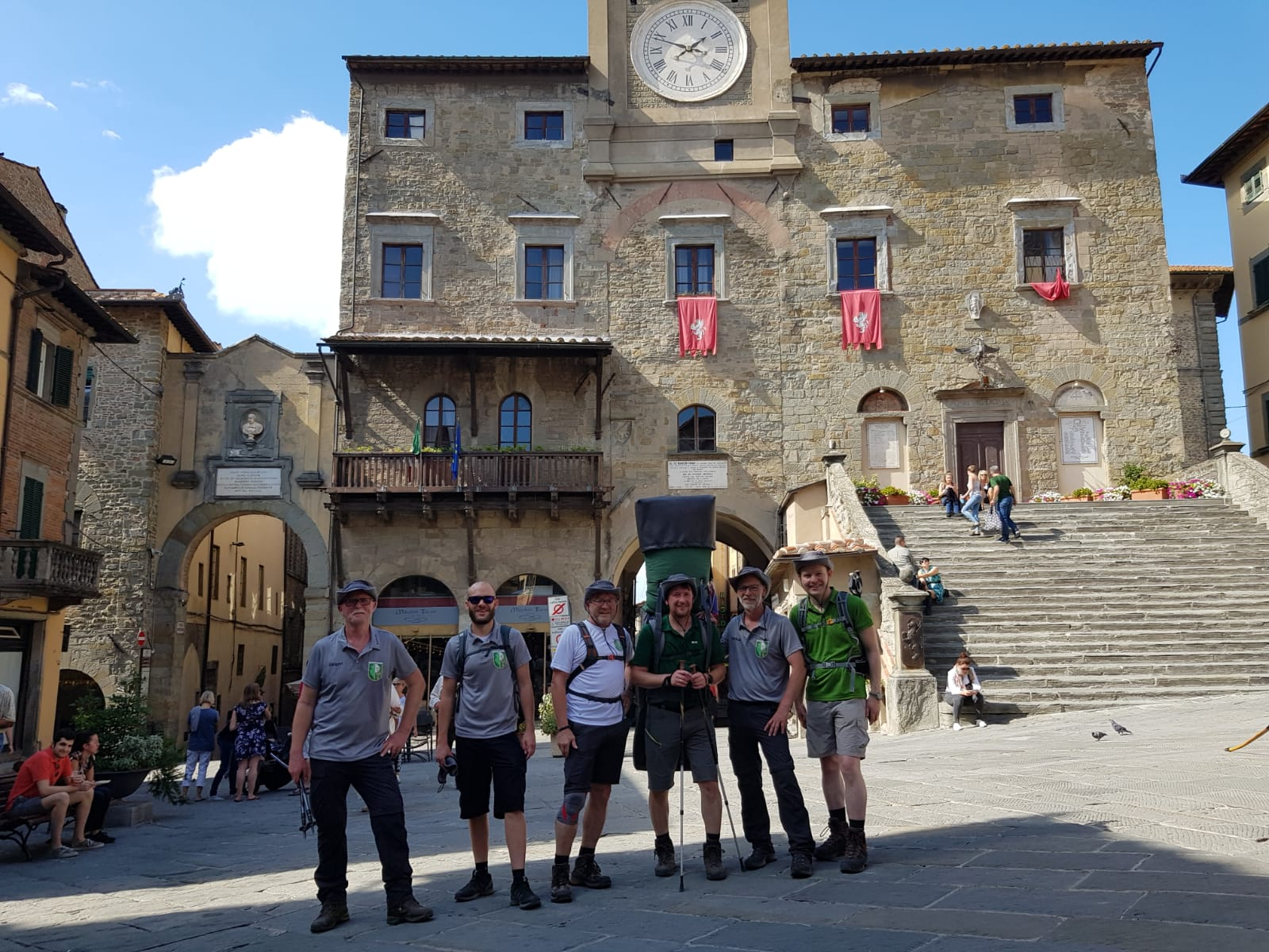 GSB- Tagebuch 29.09.19 – Mit den Seeblickern in Cortona